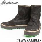 サトリサン テワ ランブラー SATORISAN TEWA RAMBLER スニーカー メンズ インソール アンクル ブーツ レザー アンテロープ スペイン レトロ カラー:BRONZE