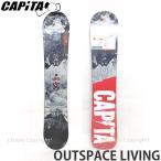 17 キャピタ アウトスペース リビング 【 CAPITA OUTSPACE LIVING】 スノーボード SNOWBOARD オールマウンテン パーク パウダー カラー:PRINT サイズ:152
