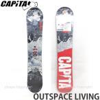 17 キャピタ アウトスペース リビング 【 CAPITA OUTSPACE LIVING】 スノーボード SNOWBOARD オールマウンテン パーク パウダー カラー:PRINT サイズ:156