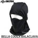 17model セルテック ベラ クーラ バラクラバ 【CELTEK BELLA COOLA BALACLAVA】 16-17 スノーボード スキー フェイスマスク 防寒 SNOWBOARD SKI カラー:Black