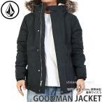 ボルコム グッドマン ジャケット VOLCOM GOODMAN JACKET メンズ 服 上着 アウター アパレル スケボー サーフ スノボー カラー:BLACK