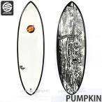 サンタクルーズ パンプキン 【SANTACRUZ PUMPKIN】 サーフボード SURF ショート 26.2L 5フィン JIMBO PHILLIPS スーパーオールラウンド サイズ:5ft6in