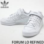 アディダス オリジナルス フォーラム ロー リファインド adidas ORIGINALS FORUM LO REFINED スニーカー メンズ シューズ カラー:ホワイト