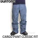 17 バートン カーゴ パンツ クラシック フィット 【BURTON CARGO PANT CLASSIC FIT】 スノーボード ウェア ウエア メンズ SNOWBOARD WEAR カラー:WASHED BLUE