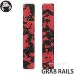 クラブグラブ グラブ レールズ 【CRAB GRAB GRAB RAILS】 スノーボード デッキ ストンプ パッド SNOWBOARD DECK STOMP グリップ 滑り止め カラー:RED/BLACK