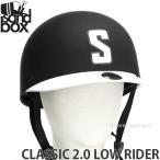 ショッピングLOW 18 サンドボックス クラシック 2.0 ロウ ライダー ヘルメット SANDBOX CLASSIC 2.0 LOW RIDER  スノーボード カラー:MATTE BLACK TEAM