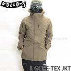 17model ボルコム エル ゴアテックス ジャケット 【VOLCOM L GORE-TEX JACKET】 16-17 スノーボード ウェア ウエア メンズ SNOWBOARD WEAR カラー:TEK