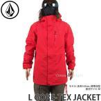19model ボルコム エル ゴアテックス ジャケット VOLCOM L GORE-TEX JACKET スノーボード ウエア メンズ SNOWBOARD WEAR カラー:RED