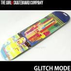 ガール グリッチ モード 【GIRL GLITCH MODE】 スケートボード スケボー デッキ シグネチャー 国内正規品 ストリート 板 カラー:B.ビーブル サイズ:7.875×31.25