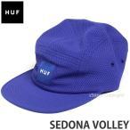 ハフ セドナ ボレー キャップ HUF SEDONA VOLLEY 帽子 5パネル スケートボード Keith Hufnagel メンズ SKATEBOARD CAP カラー:ROYAL
