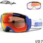 17 スミス アイ/オーセブン 【SMITH I/O 7】 見えるレンズ スノーボード ゴーグル スノボ SNOWBOARD GOGGLE Frame:LAPIS ARCHIVE 1989 Lens:CHROMAPOP EVERYDAY