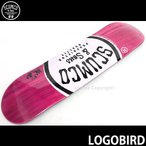 スカムコ アンド サンズ ロゴバード 【Scumco&Sons LOGOBIRD】 スケートボード スケボー デッキ 高品質 ストリート パーク 初心者 DECK カラー:AST サイズ:8