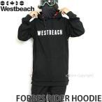 17 ウエストビーチ フォーブス ライダー フーディー 【Westbeach Forbes Rider Hoodie】 国内正規品 スノーボード スノボ ウェア SNOWBOARD WEAR カラー:Black