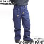 16 ウエストビーチ ウィメンズ サンディー パンツ ウエア Westbeach SANDY PANT 国内正規品 スノーボード レディース ウェア WEAR カラー:IN THE NAVY
