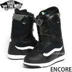 17model バンズ アンコール 【VANS ENCORE】 16-17 スノーボード ブーツ メンズ Boa搭載 SNOWBOARD BOOT MENS カラー:Black/White