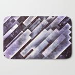 バスマット おすすめ 速乾 おしゃれ デザイナーズ  洗濯可 洗える ウォッシャブル ソサエティシックス Society6 ブランド 約53cm×約86cm