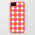 ショッピングORANGE Society6 iPhone ケース