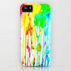 ショッピングcolors Society6 iPhone ケース