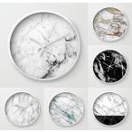 ソサエティシックス Society6 置き時計 掛け時計 おしゃれ 置時計 掛時計 白 ナチュラル ブラック 黒 ホワイト  選べる99デザイン 大理石柄 マーブル柄 特集