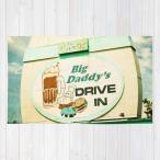 ショッピングDaddy ソサエティシックス Society6 ブランド ラグ ラグマット カーペット リビングマット 洗える おしゃれ - M:約91cm × 約152cm