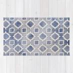 ソサエティシックス Society6 ブランド ラグ ラグマット カーペット リビングマット 洗える おしゃれ - S:約61cm × 約91cm