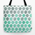 ショッピングUNDER ソサエティシックス Society6 ブランド トートバッグ キャンバス デザイナー おしゃれ L:横45.7cm x 縦45.7cm 45×45 軽量 布 エコバッグ