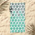 ショッピングsailing ビーチタオル おしゃれ ブランド おすすめ デザイナーズ  洗濯可 洗える ウォッシャブル ソサエティシックス Society6 約188cm×約94cm