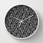 ショッピングblack Society6 置き時計・掛け時計