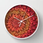 ショッピングGARNET Society6 置き時計・掛け時計