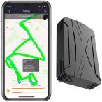 4G GPS 発信機 リアルタイム 小型 浮気調査 勤怠管理 車両取付 スマホアプリ ロガー 車載 SIM契約不要で30日間使い放題