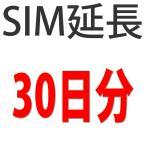 ショッピングチケット SIMセットプラン用期間延長チケット30日分