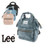 Lee リュック caprice 320-452 リー バッグパック メンズ レディース