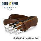 ゴールドファイル GOLDPFEIL ベルト GB50610 レザー メンズ