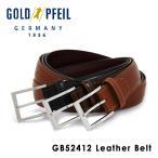 ゴールドファイル GOLDPFEIL ベルト GB52412 レザー メンズ  [PO10]