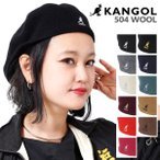 Hunting - カンゴール ハンチング 504 ウール レディース メンズ 187169001 KANGOL 帽子