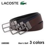 ラコステ LACOSTE ベルト LB80080  ベルト メンズ レザー  [PO5]