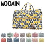 ムーミン 折りたたみ バッグ レディース MM3-010 MOOMIN | ボストンバッグ 旅行 パッカブル