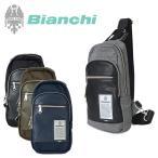 ビアンキ Bianchi ワンショルダー NBCI-01  エヌビーシーアイ ツイルワンショルダー  [PO10]
