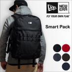12/11までエントリーで+9倍 ニューエラ NEW ERA リュック Smart Pack  NEWERA バックパック リュックサック