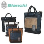 ビアンキ Bianchi トートバッグ TBPI-14  ティビーピーアイ 2way合皮トートバッグ  [PO10]