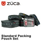 ZUCA ズーカ スタンダードパッキングポーチセット 600012 Standard Packing Pouch Set ポーチ6個セット  [PO10]