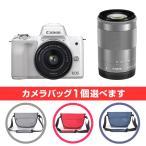 キヤノン(Canon) ミラーレス一眼 EOS Kiss M ダブル