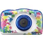 ニコン(Nikon) デジタルカメラ COOLPIX W100 マリン