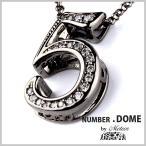 12,000円→8,400円\SALE/Meteor(メテオラ) NUMBER.DOME blackglare ナンバー ネックレス 数字 アンクレット ブレスレット プレゼント ペア メンズ 5