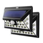 防災グッズ ライト 2個セット改良版 peaceup 46LED センサーライト