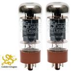 Golden Dragon 6L6GC Premium /MP マッチドペア (ゴールデンドラゴン真空管)