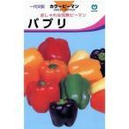 ピーマン パプリ 5色混合 小袋(各色×4粒)