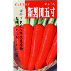 人参の種 新黒田五寸 50ml ( 野菜の種 )