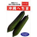 ヘチマの種 沖縄短形へちま  小袋 約10ml 家庭菜園 緑のカーテンにおすすめの 野菜種♪