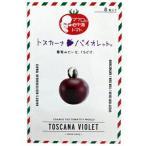 ミニトマトの種 トスカーナバイオレット 100粒 ( 野菜の種 )
